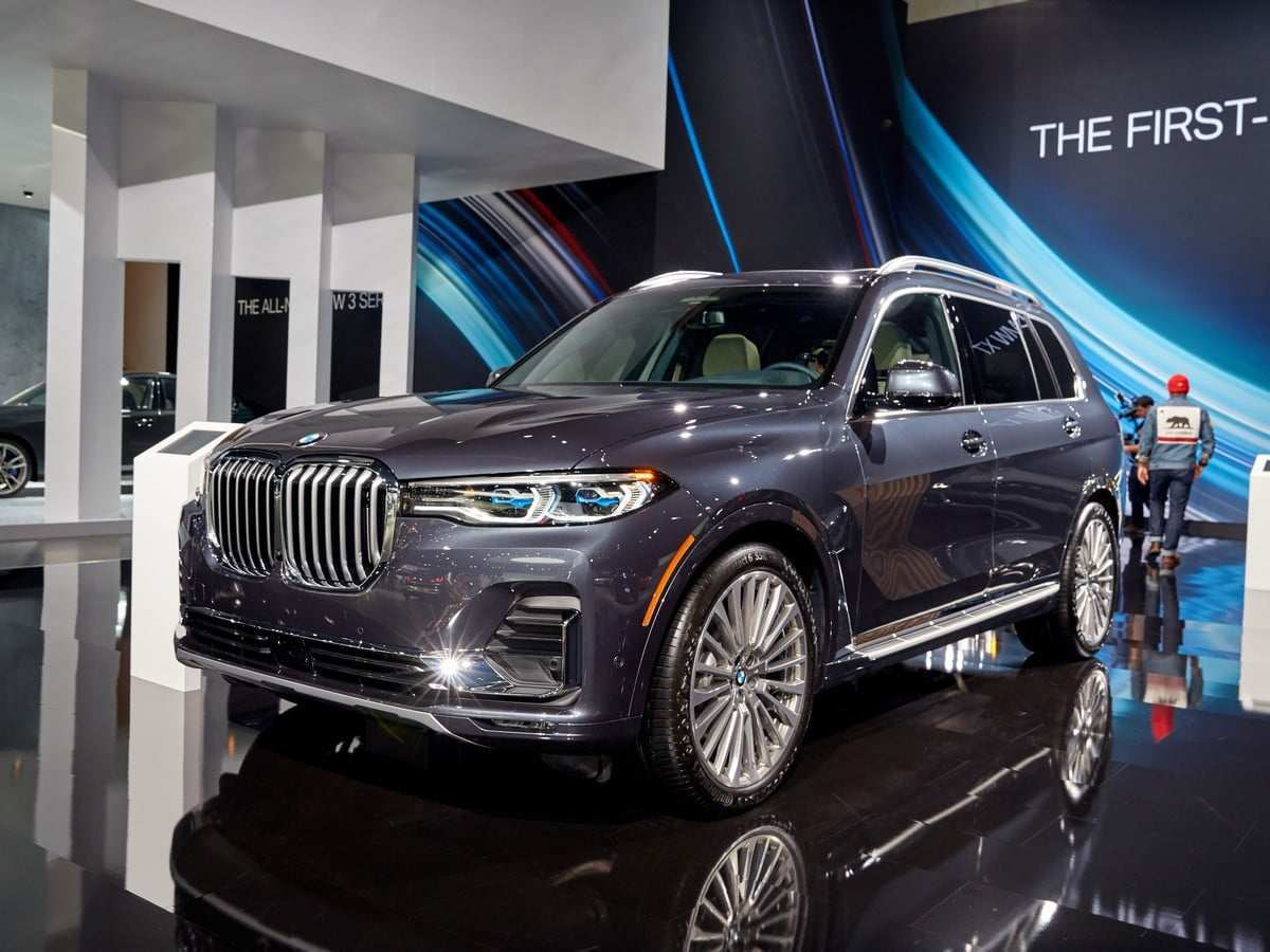 90 All New 2020 BMW X7 Suv Exterior And Interior