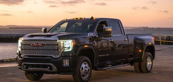 90 All New 2020 GMC 3500 Denali Price Picture