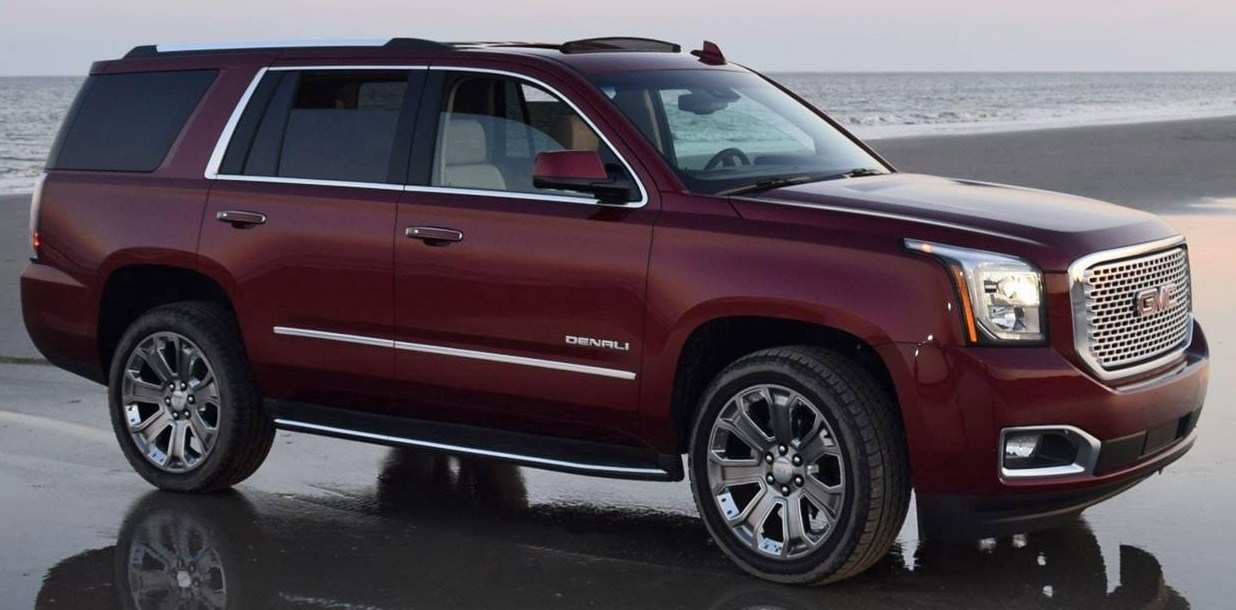 90 All New 2020 GMC Yukon Denali Pictures