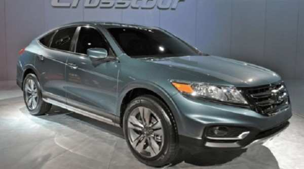 90 All New 2020 Honda Crosstour Redesign And Review