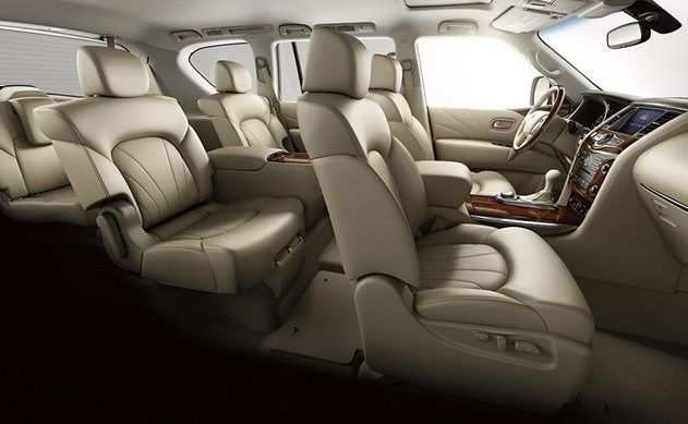 90 All New 2020 Infiniti QX80 Redesign And Review