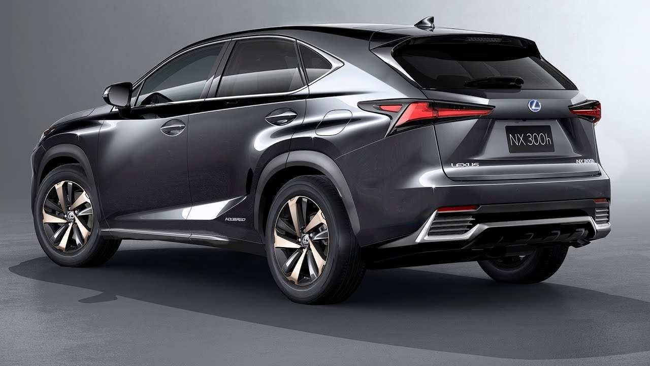 90 All New 2020 Lexus NX 200t Specs