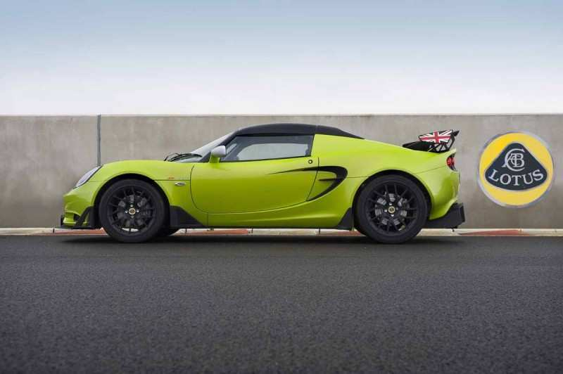 90 All New 2020 Lotus Elises New Concept