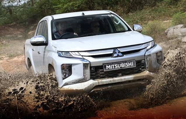 90 All New 2020 Mitsubishi Triton Release Date And Concept