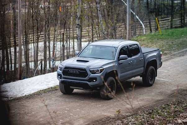 90 All New 2020 Toyota Tacoma Diesel Trd Pro Performance