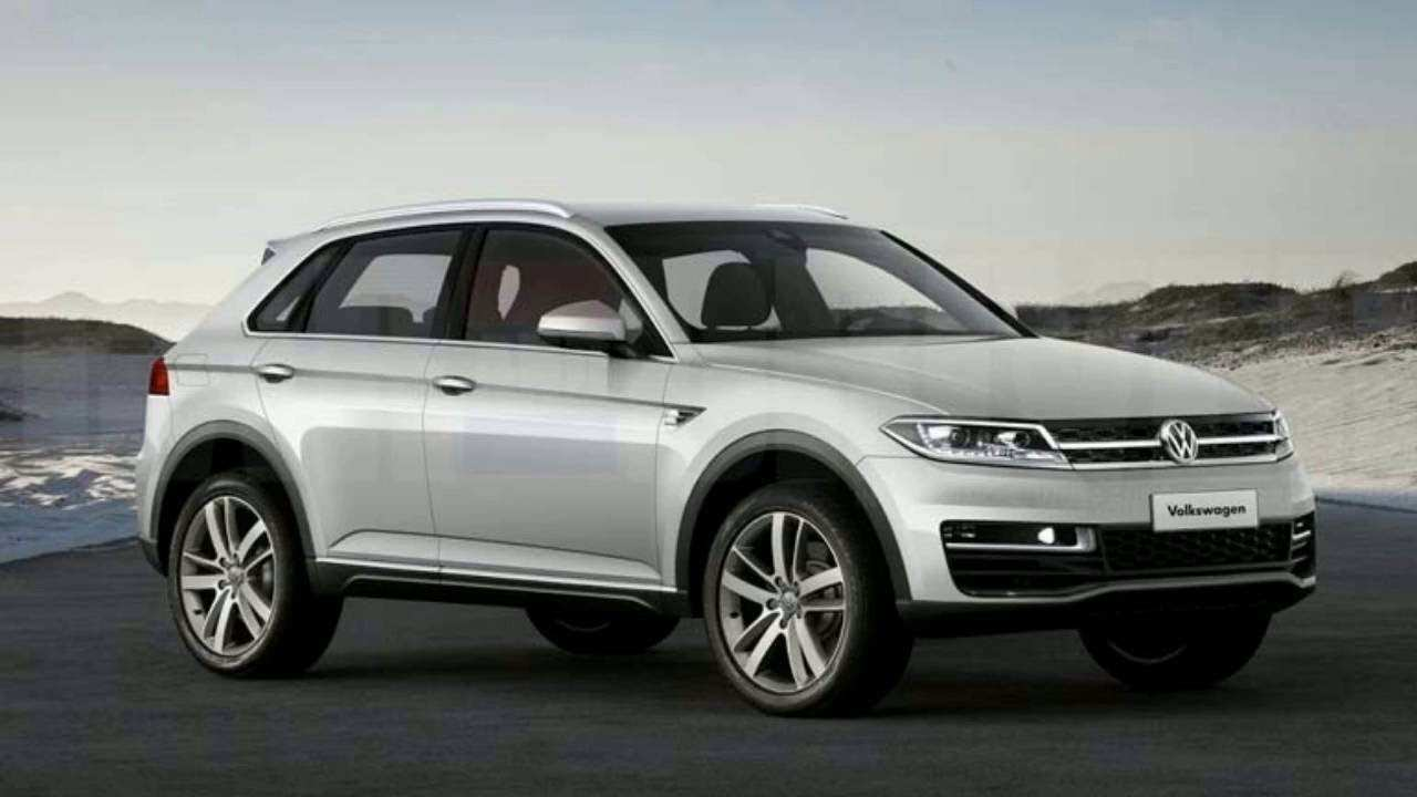 90 All New 2020 Volkswagen Tiguan New Model And Performance