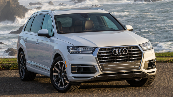 90 All New Audi Q7 2020 Update Review And Release Date