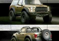 Build Your Own 2020 Ford Bronco