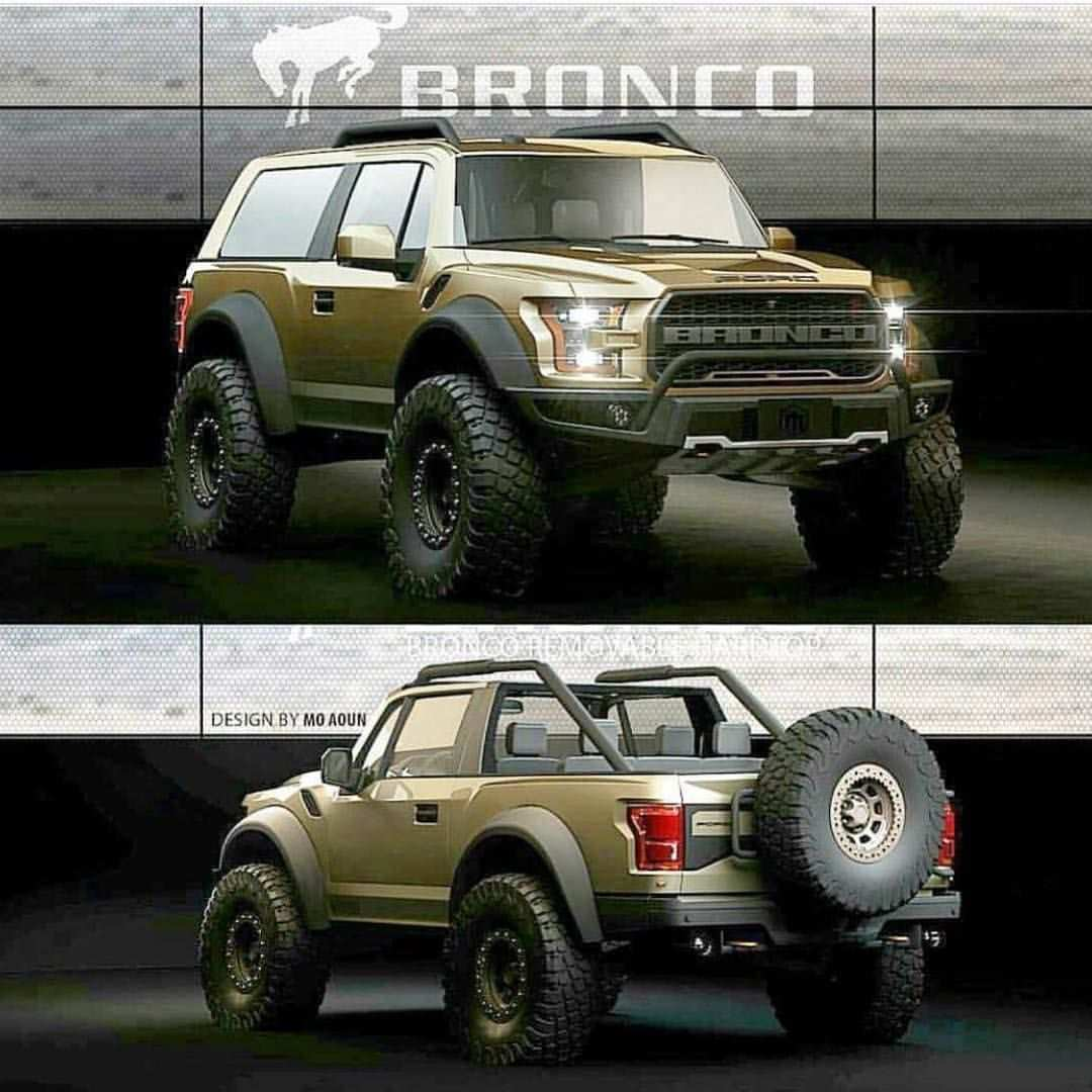 90 All New Build Your Own 2020 Ford Bronco Picture