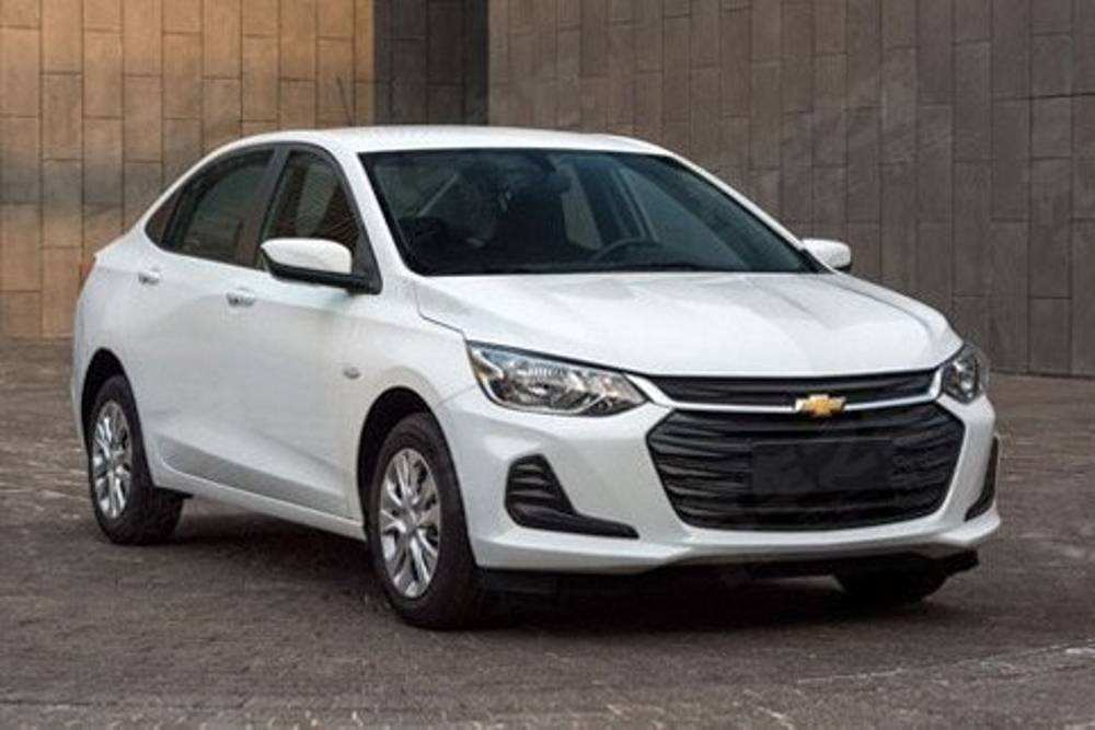 90 All New Chevrolet Novo Onix 2020 Price And Review