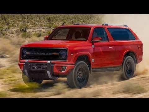 90 All New Ford Scout 2020 Rumors