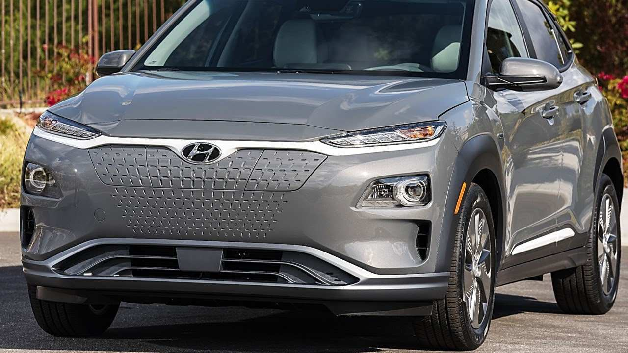 90 All New Hyundai Kona 2020 Colors Specs And Review