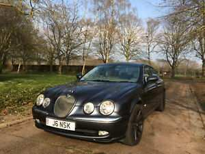 90 All New Jaguar S Type 2020 Engine
