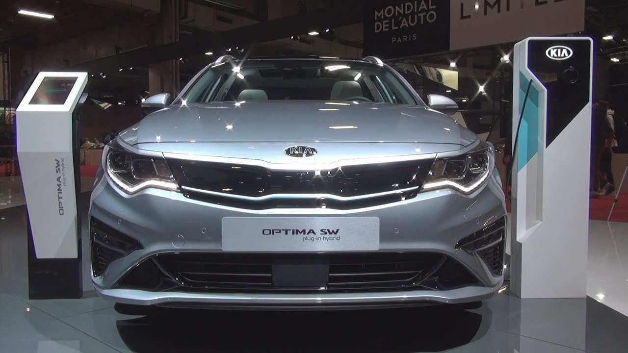 90 All New Kia Optima Phev 2020 Review