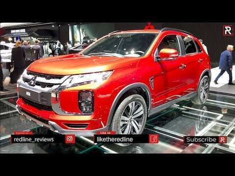 90 All New Mitsubishi Asx 2020 Youtube Images