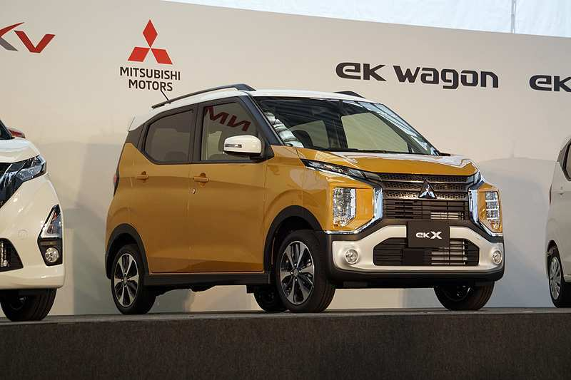 90 All New Mitsubishi Ek Wagon 2020 Concept