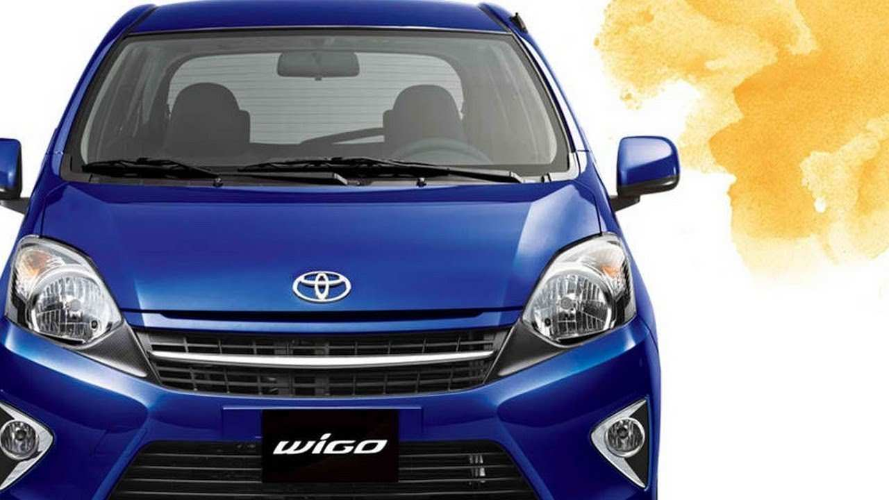 90 All New Toyota Wigo 2019 Release Date New Review