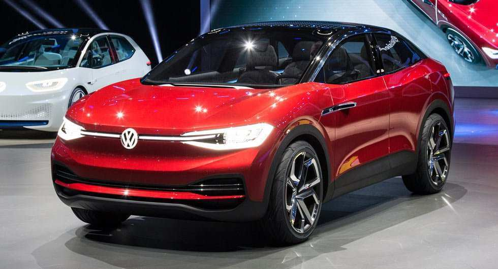 90 All New Volkswagen Electric Suv 2020 Performance And New Engine