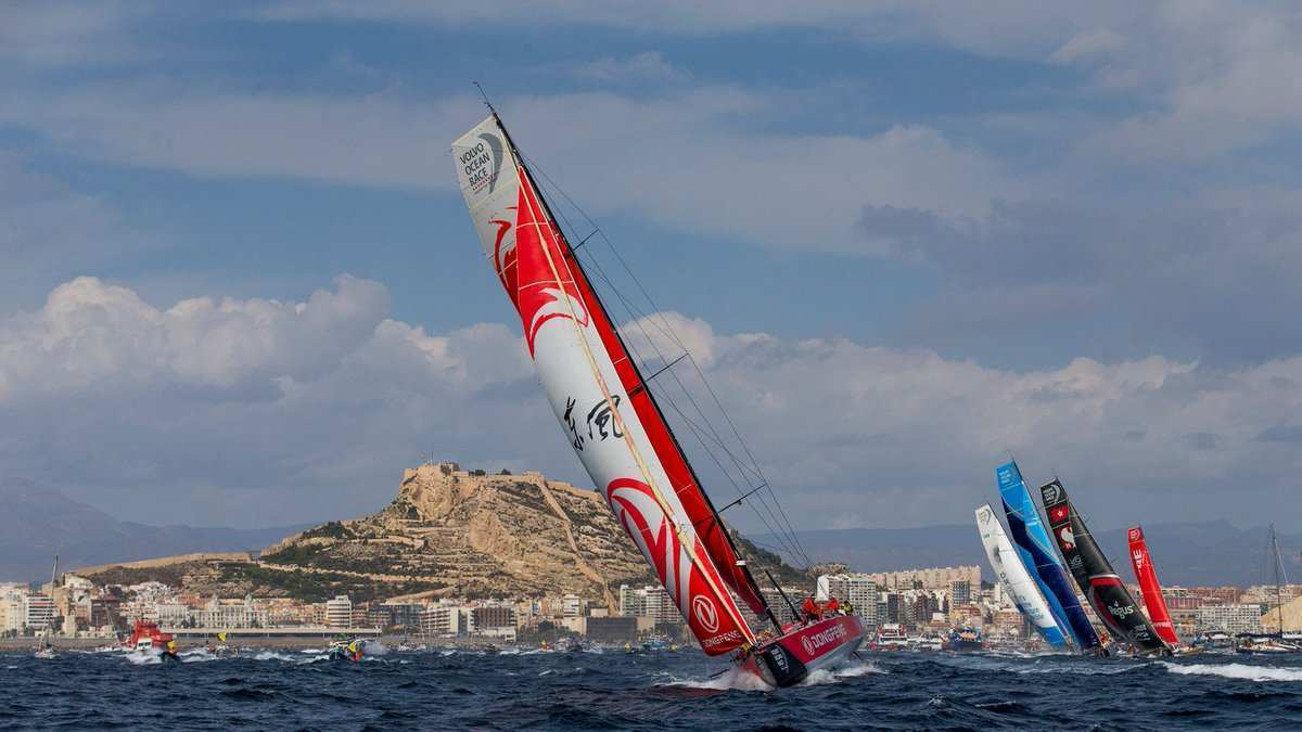 90 All New Volvo Ocean Race 2019 Reviews
