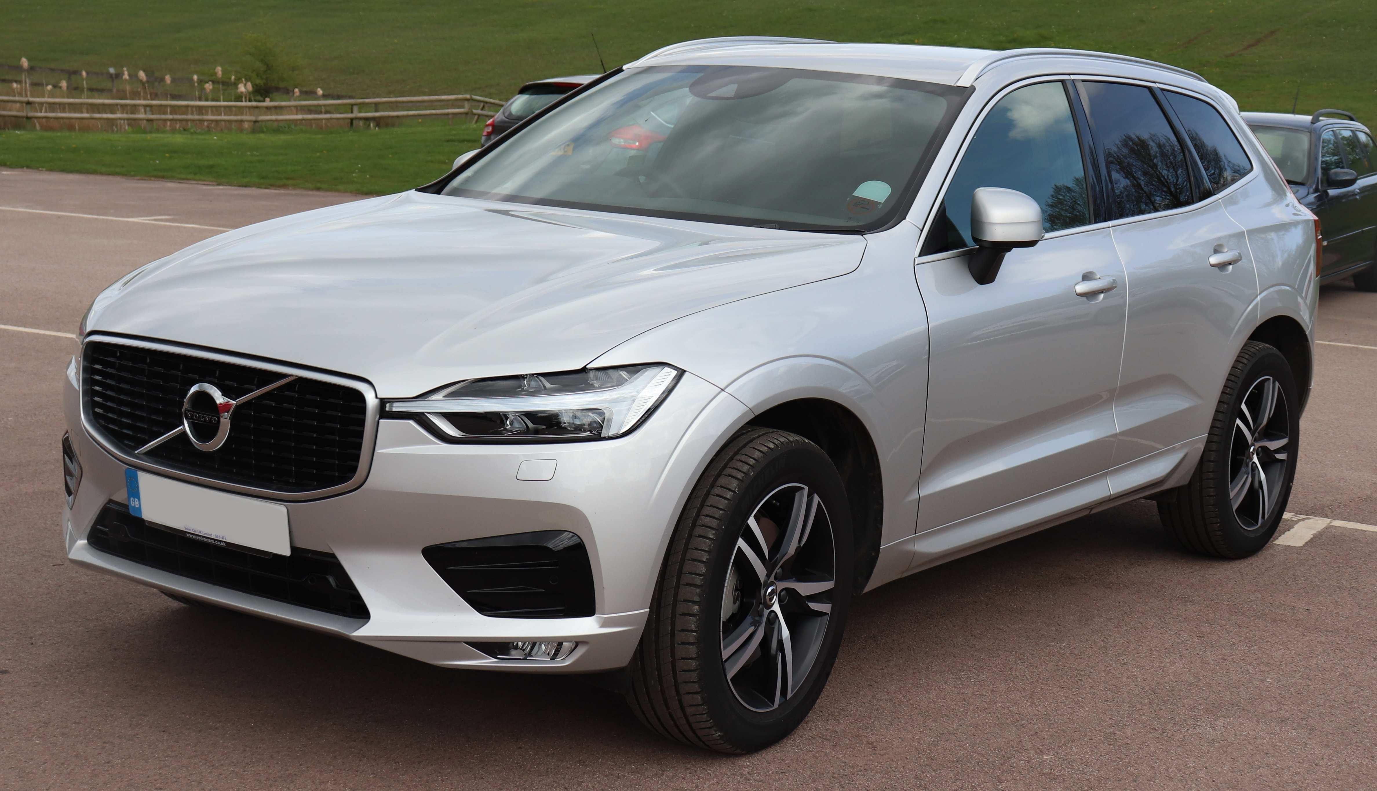 90 All New Volvo Xc60 2019 Manual First Drive