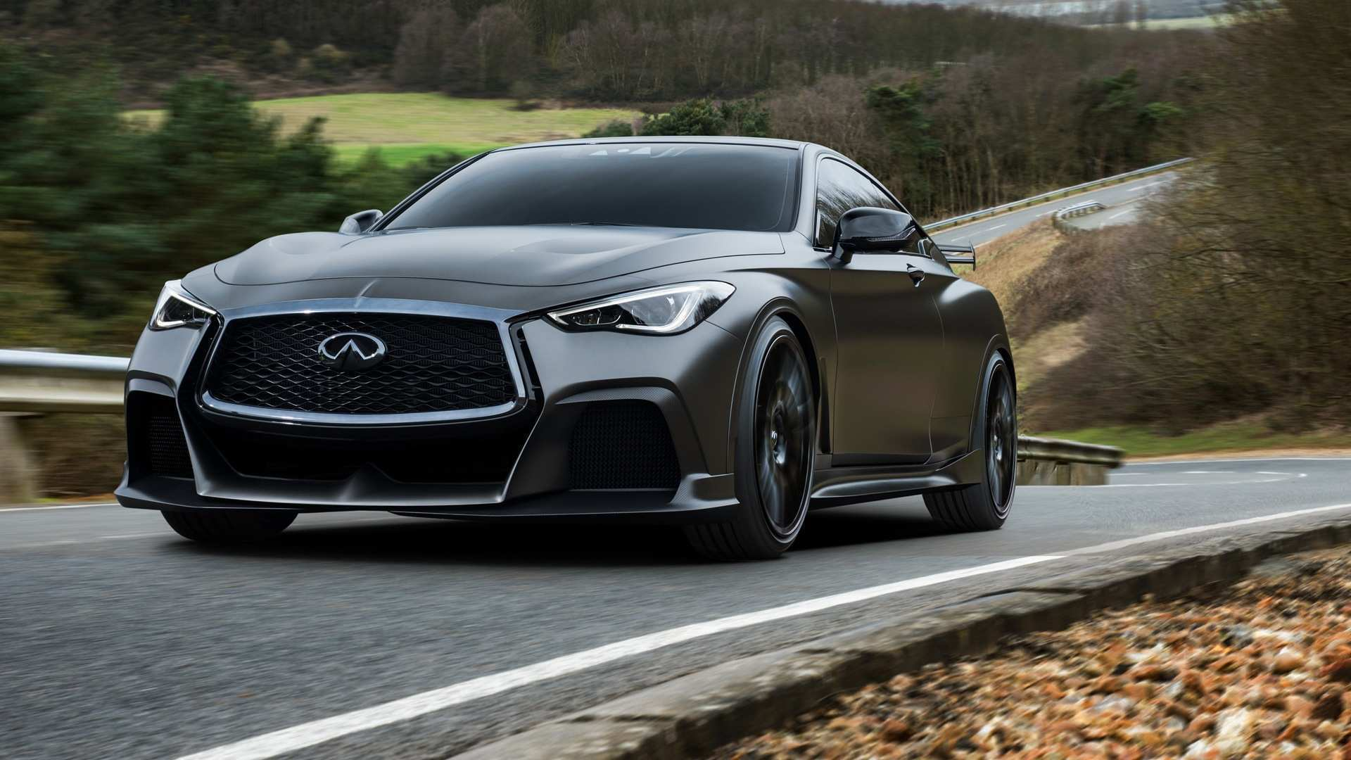 90 All New What S New For Infiniti In 2020 Performance