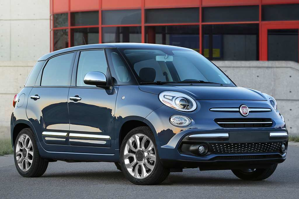 90 Best 2019 Fiat 500L Speed Test