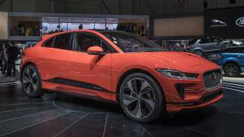 90 Best 2019 Jaguar I Pace First Edition Redesign And Review