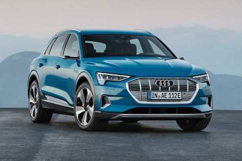 90 Best 2020 Audi E Tron Suv Speed Test