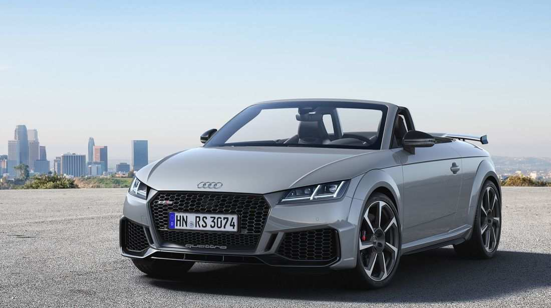 90 Best 2020 Audi Tt Rs Overview
