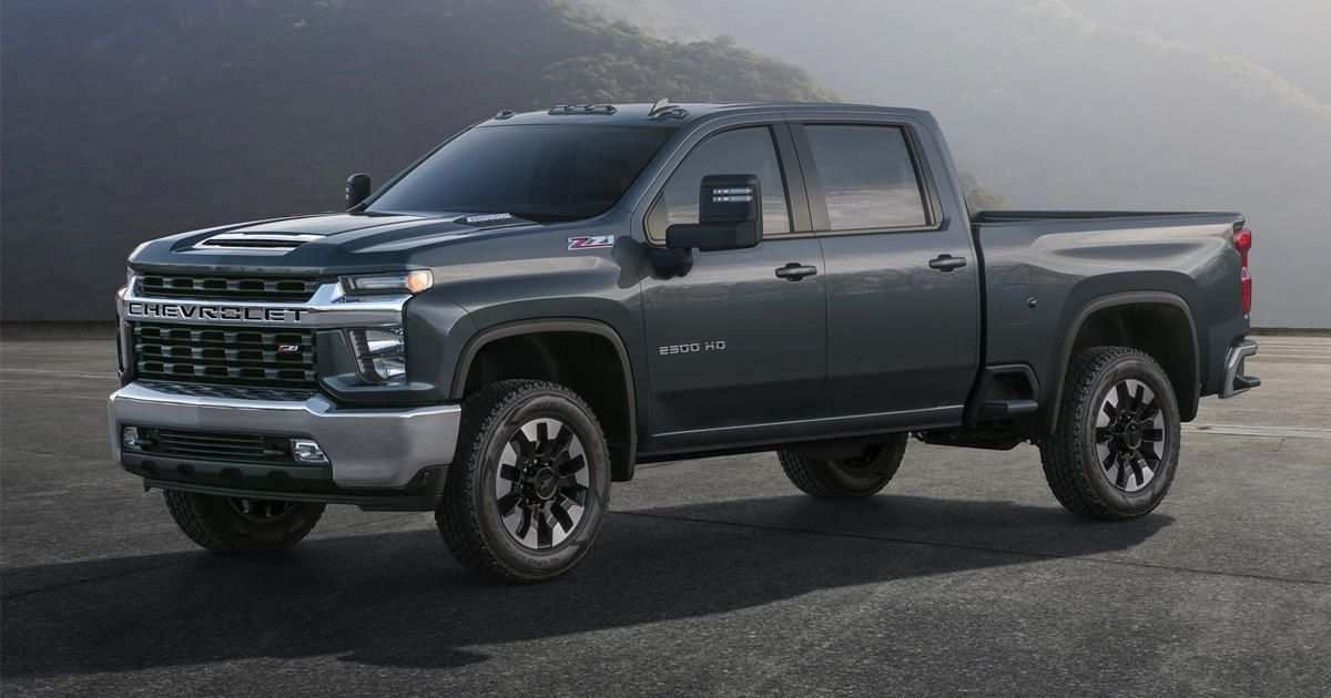 90 Best 2020 Chevrolet Silverado Ugly Pictures