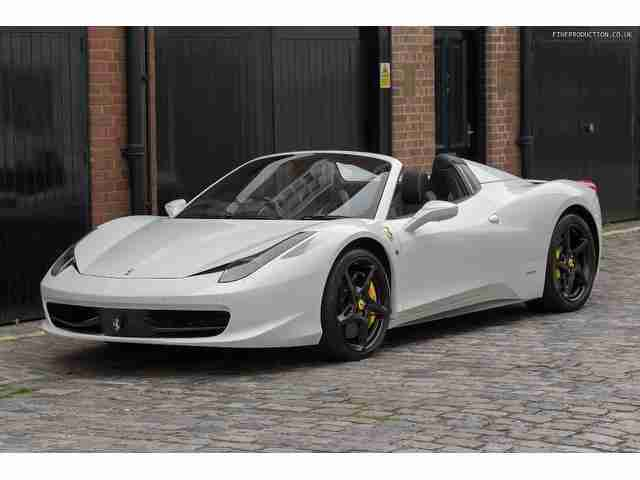 90 Best 2020 Ferrari 458 Spider Ratings