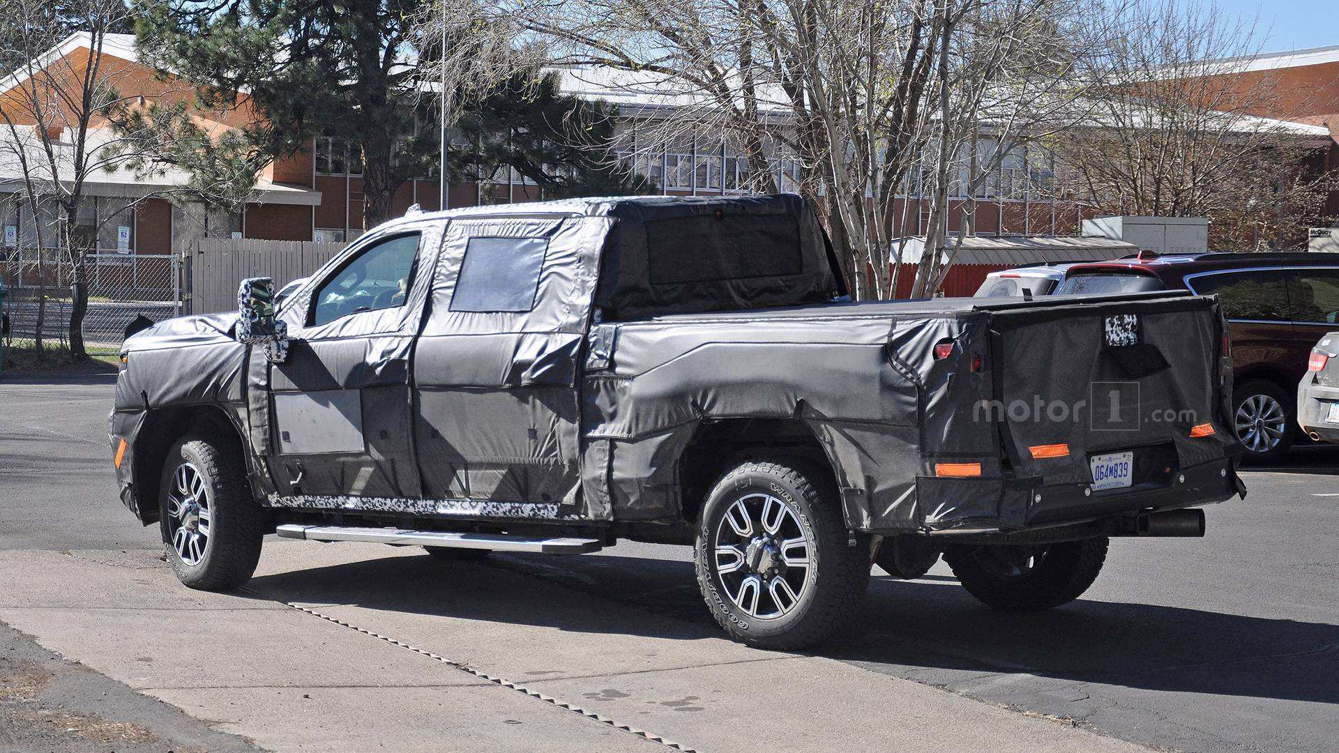 90 Best 2020 GMC Sierra 2500Hd Body Styles Research New