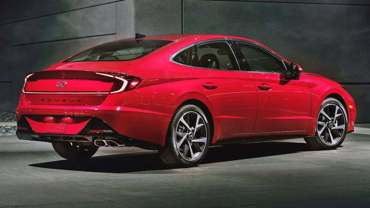 90 Best 2020 Hyundai Sonata Build Research New