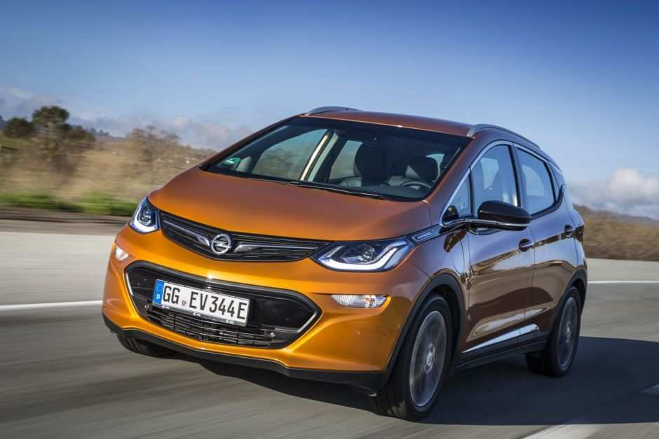 90 Best 2020 Opel Ampera Spesification
