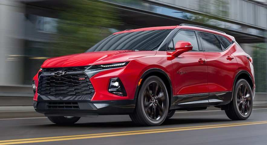90 Best 2020 The Chevy Blazer Redesign And Review