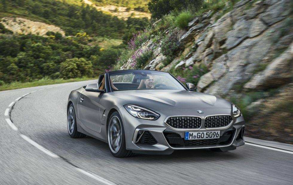 90 New 2019 BMW Z4 Roadster Price And Release Date