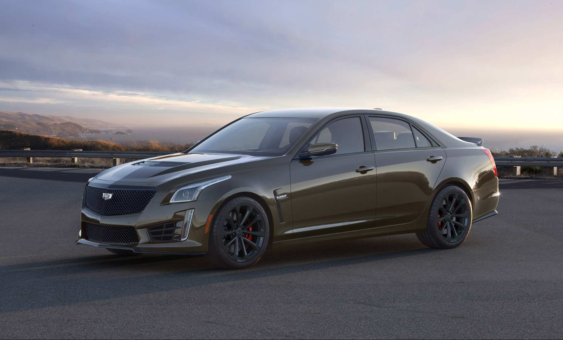 90 New 2019 Cadillac Cts V Coupe Overview