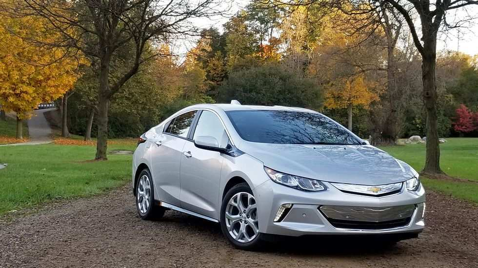 90 New 2019 Chevrolet Volt Performance