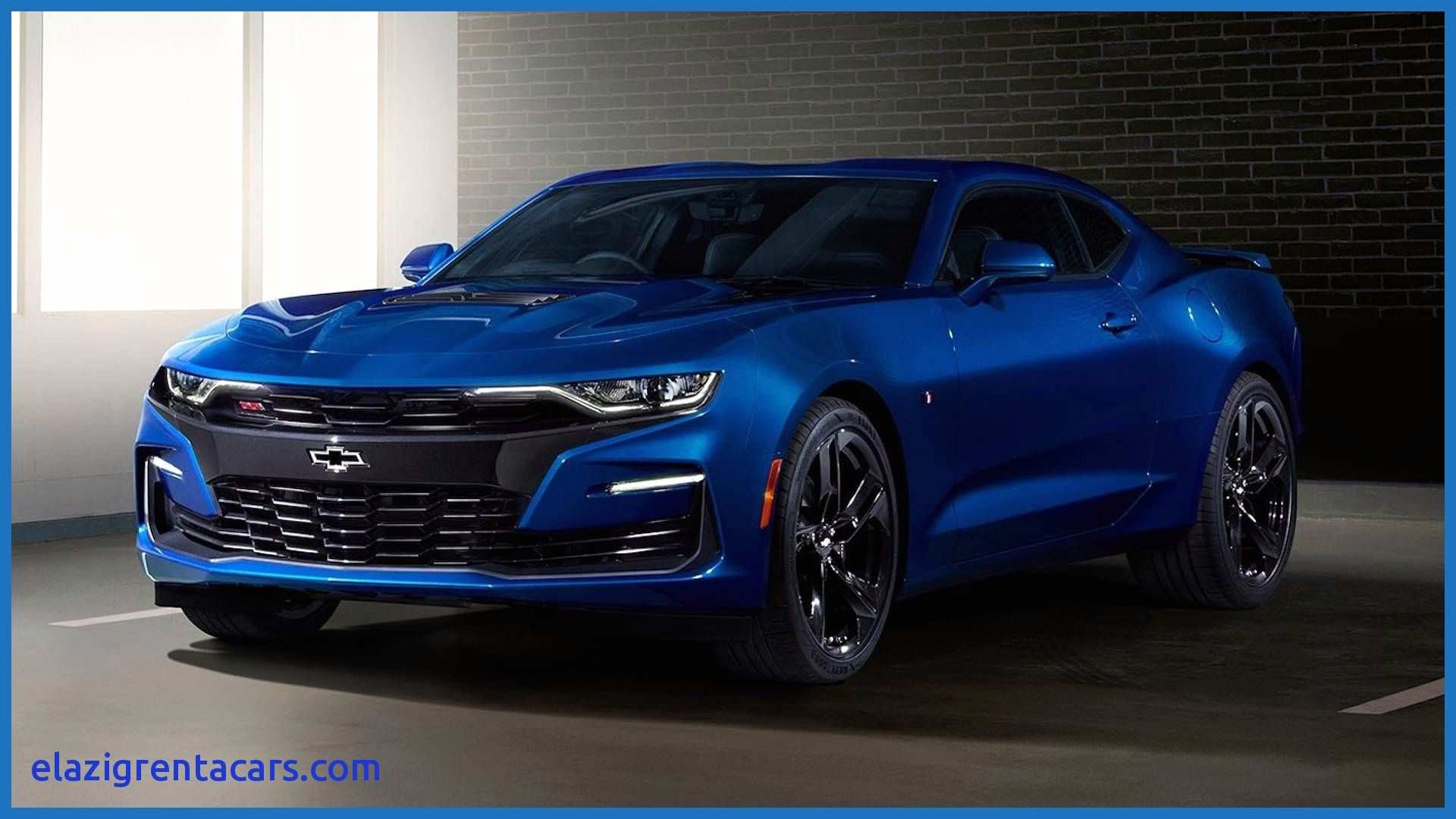 90 New 2019 Chevy Monte Carlo Release Date And Concept