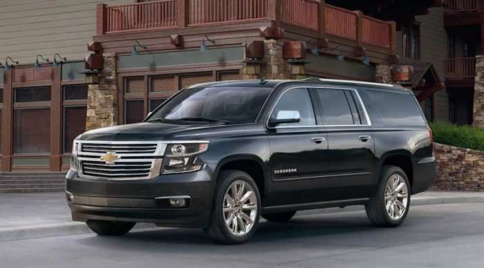 90 New 2019 Chevy Suburban Z71 Photos