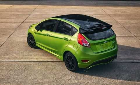 90 New 2019 Ford Fiesta Performance And New Engine