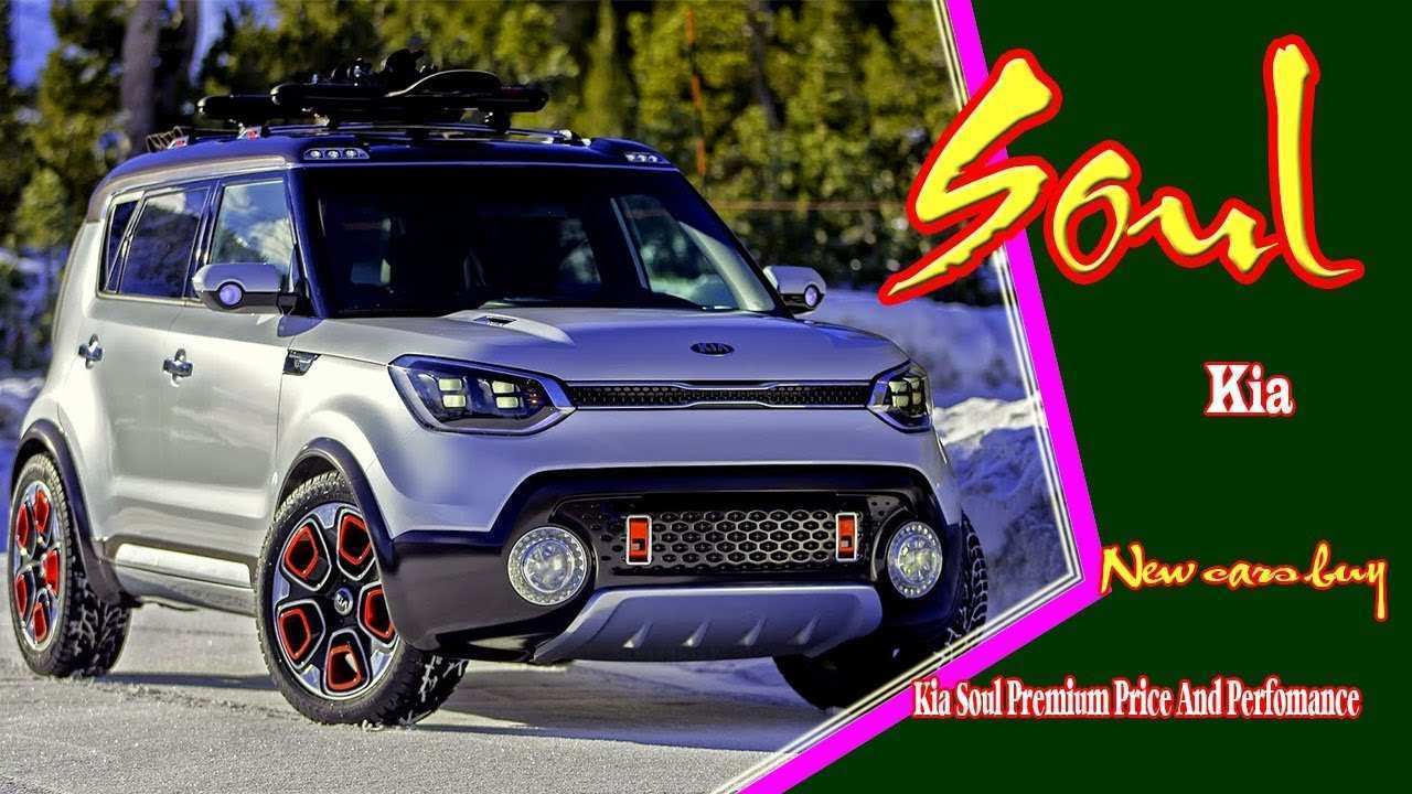 90 New 2019 Kia Soul Awd Interior