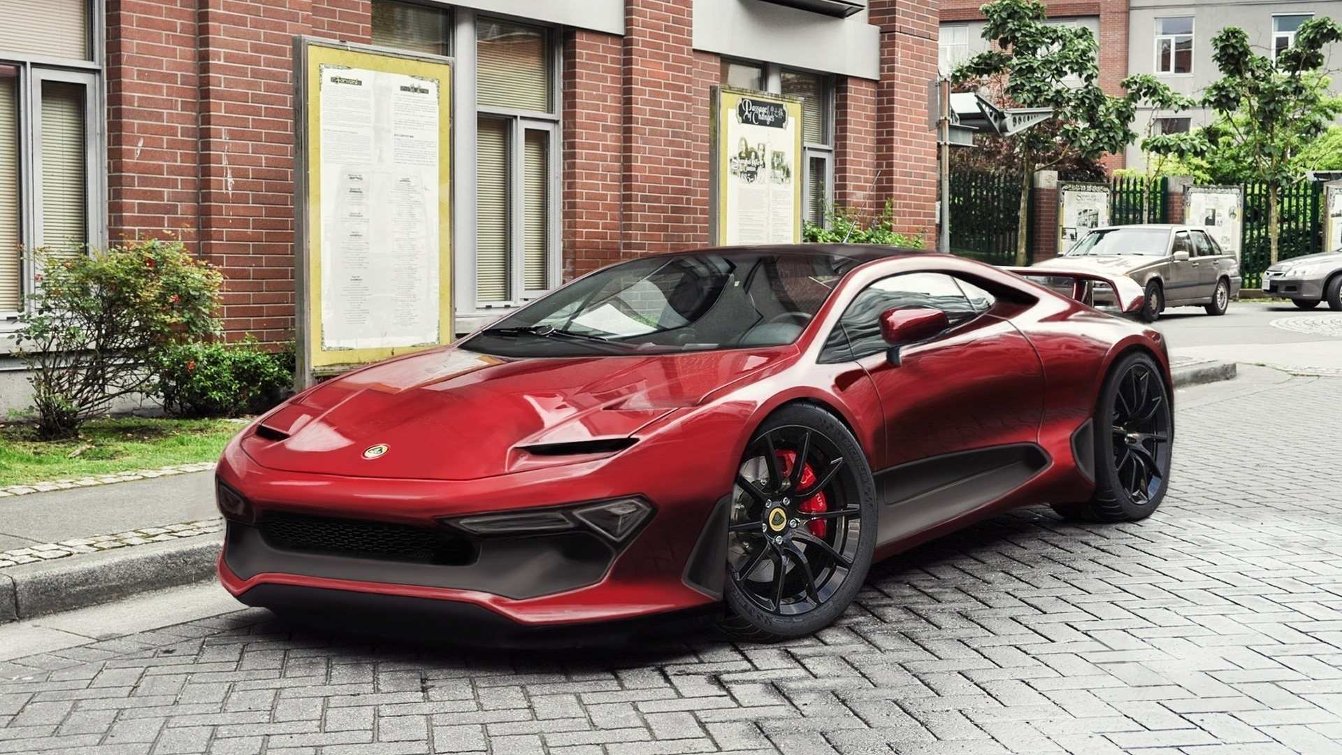 90 New 2019 Lotus Esprit Photos