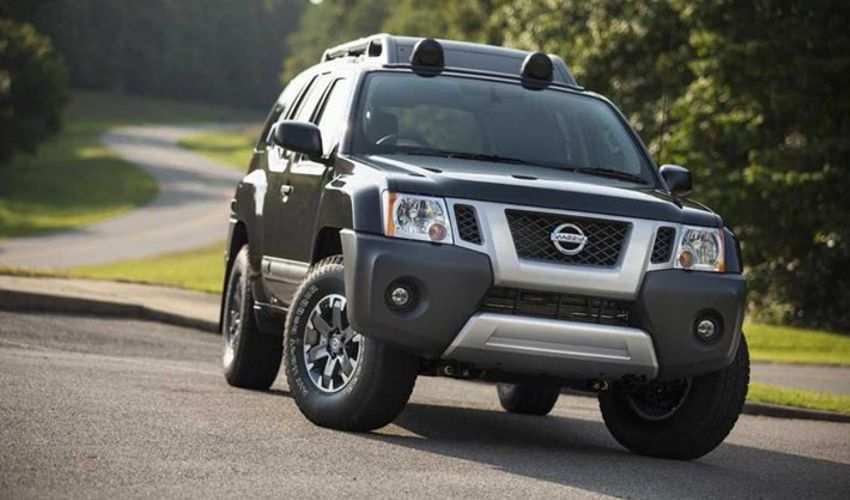 90 New 2019 Nissan Xterra New Review
