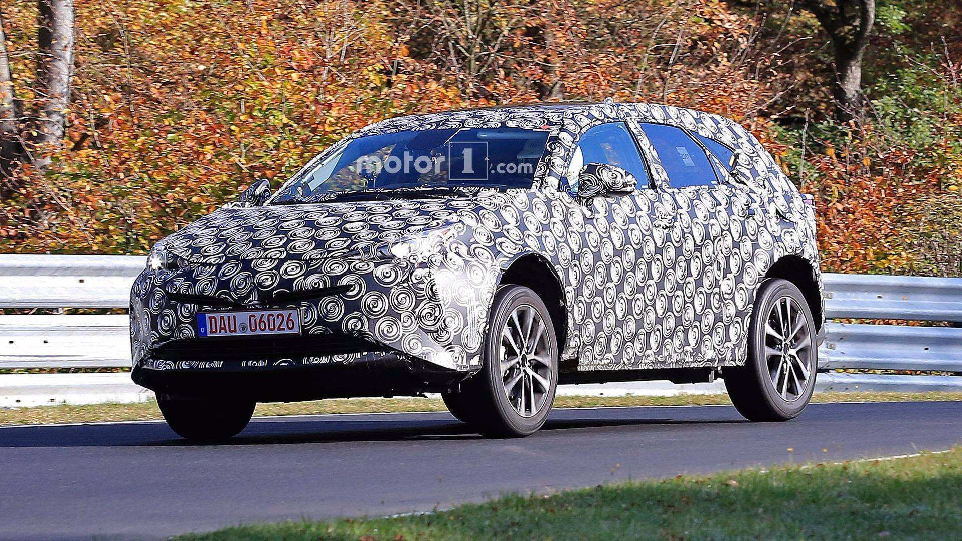 90 New 2019 Spy Shots Toyota Prius Review And Release Date