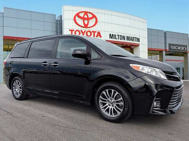 90 New 2019 Toyota Sienna Performance