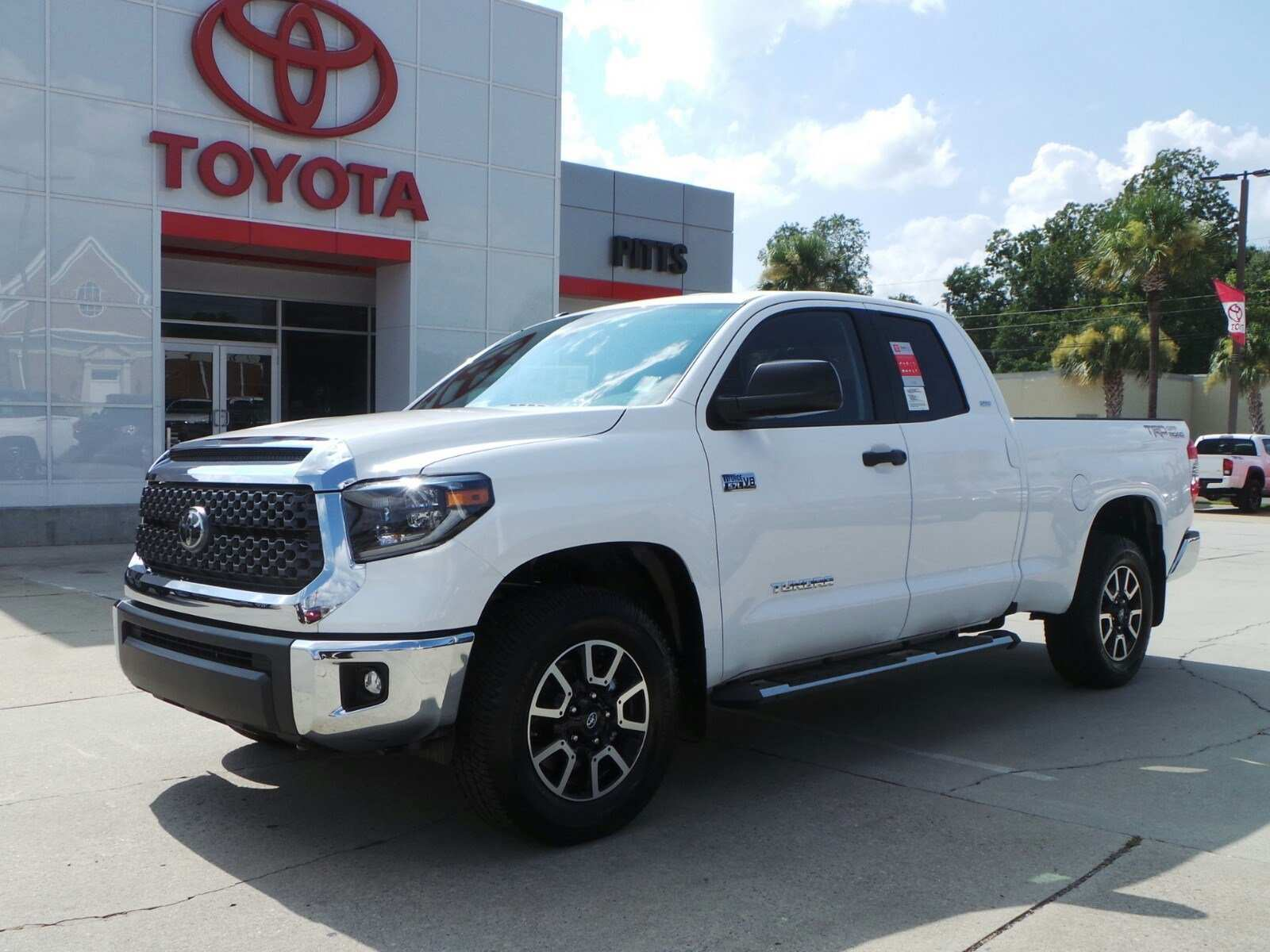 90 New 2019 Toyota Tundra Model