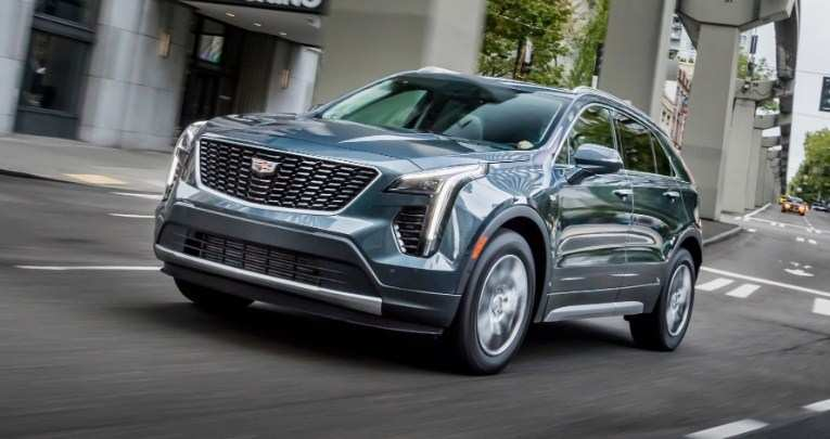 90 New 2020 Cadillac Xt4 Release Date Picture
