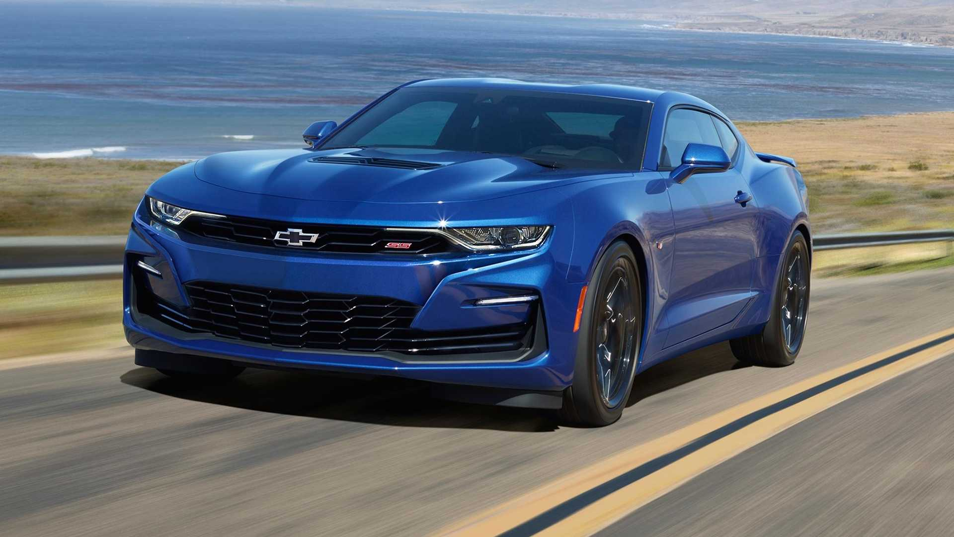 90 New 2020 Chevrolet Camaro Z28 Interior