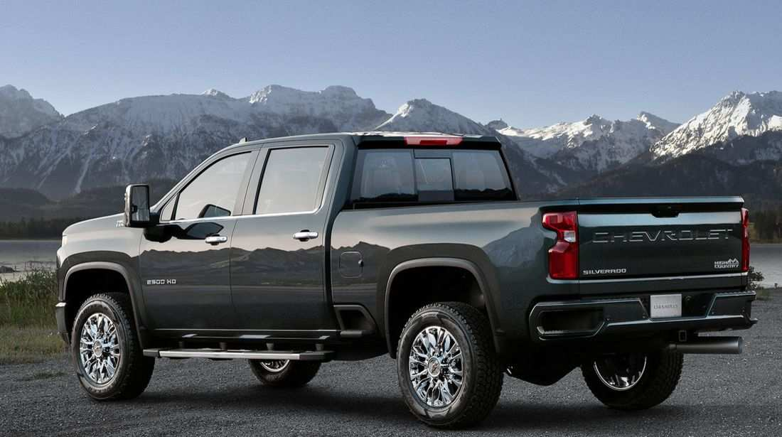 90 New 2020 Chevrolet Silverado Wallpaper